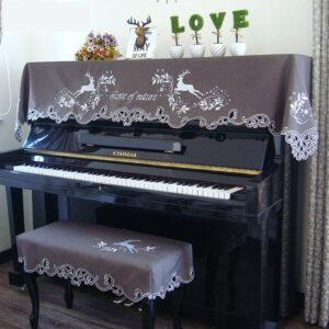 khăn phủ nóc đàn piano v1s