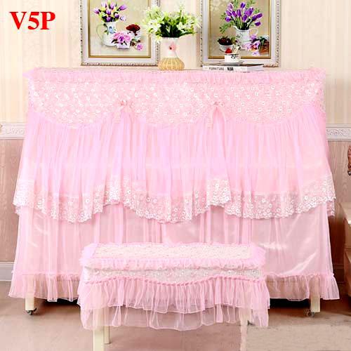 khăn phủ toàn đàn piano V5p