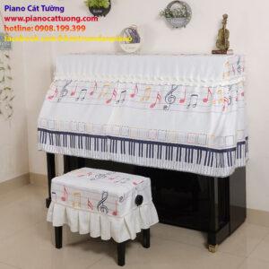 khăn phủ toàn đàn piano
