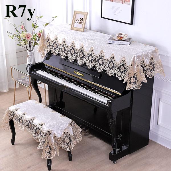 khăn phủ nóc đàn piano R7y