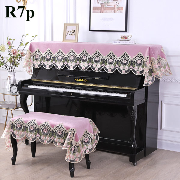 khăn phủ nóc đàn piano r7p